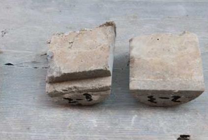 コンクリートが一体化されていない 追加資料